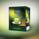 Green Tea Mockup