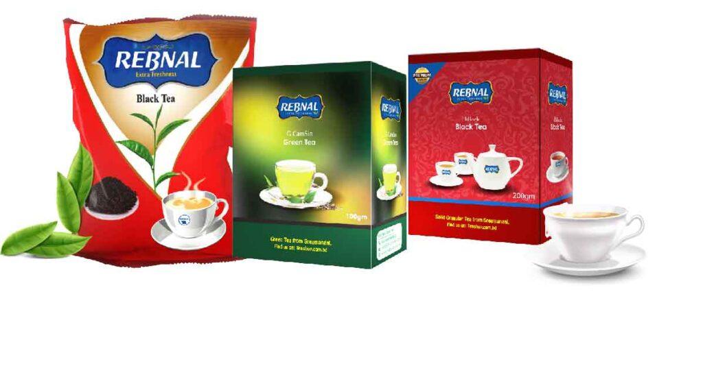 Rebnal Tea Bangladesh